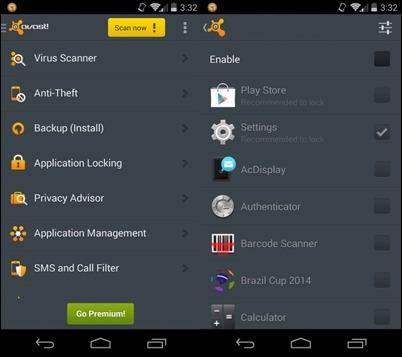 стой-мобильный-безопасности Android-приложение