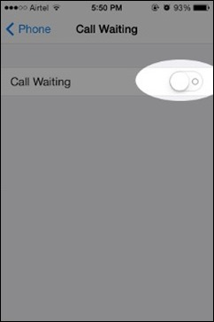 disable-call-waiting-iPhone