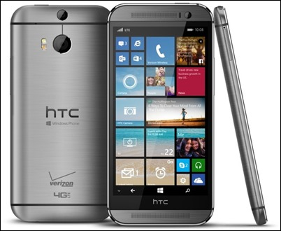 HTC-один-з-Windows-m8