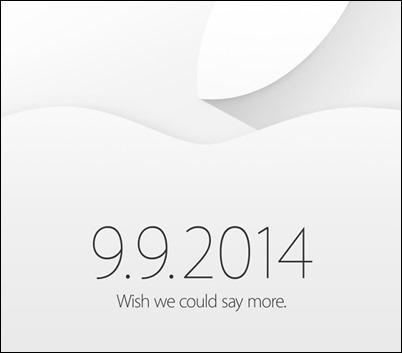 iPhone 6-paleidimo-kvietimas