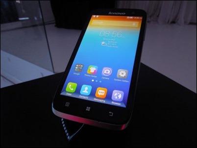 लेनोवो स्मार्टफोन