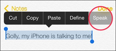 iphone-speak-function
