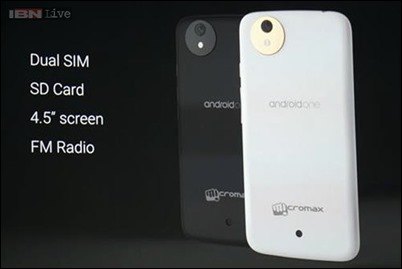 micromax-android-one