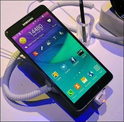 Samsung-галактика-бележка-4
