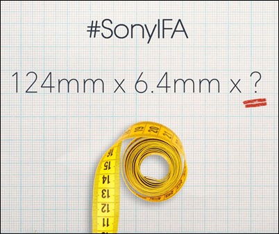 sony-IFA-teaser