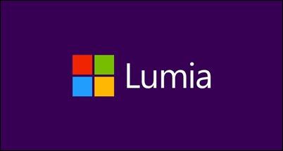 """""""Microsoft"""" Lumia"""