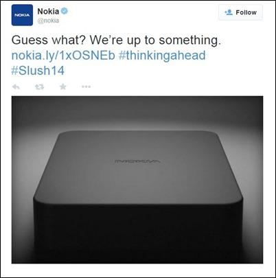 Nokia-tapahtuma