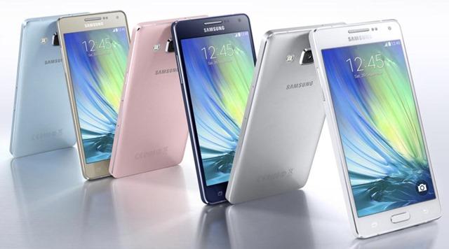 Samsung 2015 Akilli Telefon Galaxy Alpha Ureten Durduracak