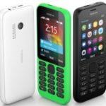 Microsoft lanza Nokia 215, el teléfono más barato con internet