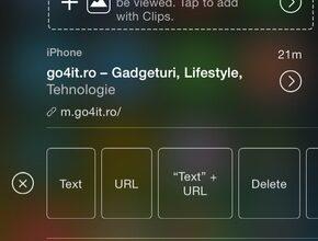 Photo of Clips, o aplicatie iOS care va permite sa lucrati cu bloc de text sau imagini