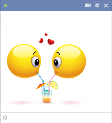 para compartir facebook-emoticones-a-bebida