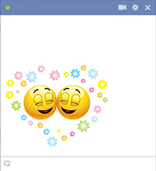 happy-Emoticons-in-Liebe