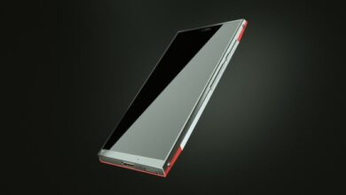 Photo of Turing Phone, the most durable smartphone, made of liquid metal