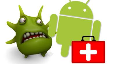 Foto von AntiVirus für Android-Smartphones. Benötigen wir Virenschutz für das Handy oder können wir uns schützen?