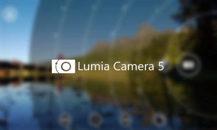 Lumia nappalis 5