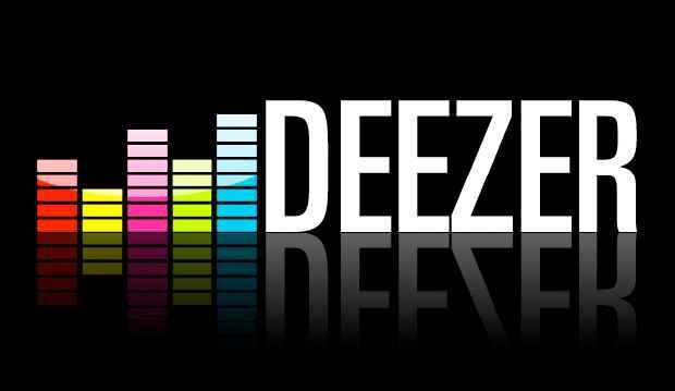Deezer شعار