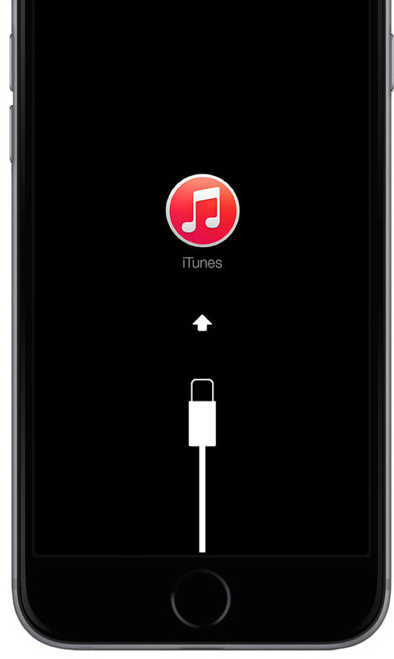-connect iPhone na iTunes