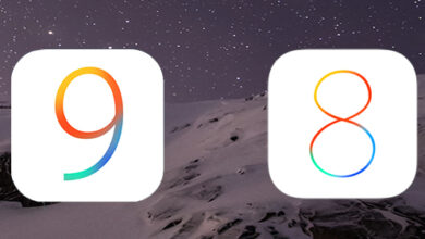 Foto des Downgrades Ihres iPhone, iPad, iPod Touch von iOS 9 Final auf iOS 8.4.1