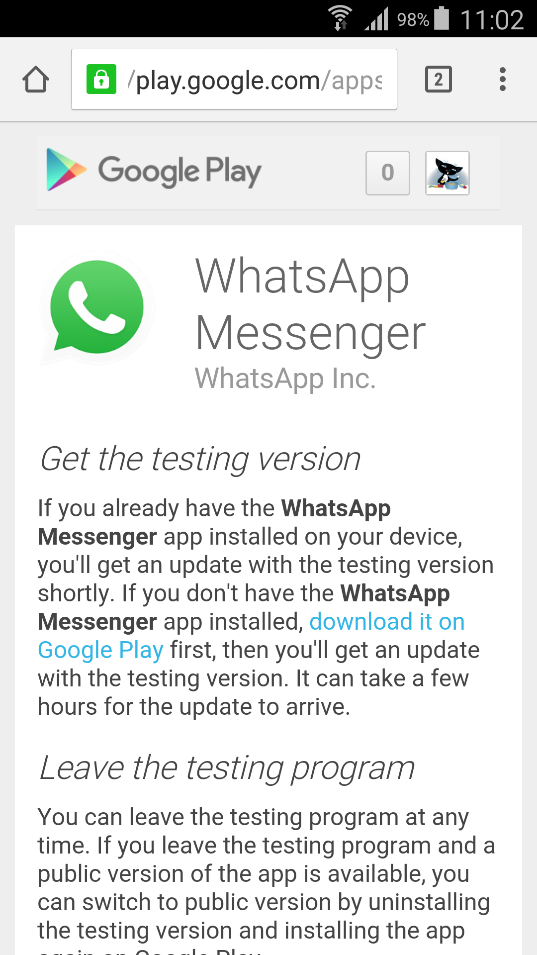 WhatsApp_Android_Beta