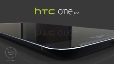 Photo of the new HTC M10, the future Taiwanese flagship will be released on 12 April