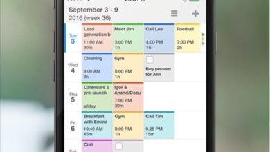 Photo of Calendar 5 – Event and Task Manager – Download Gratuit Aplicatia Saptamanii in App Store