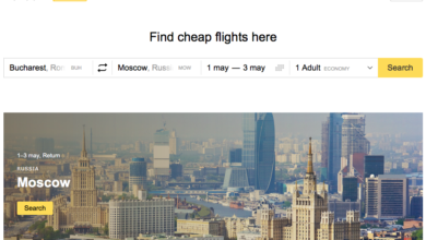 Foto de Yandex ha lanzado Yandex Flights para Windows Phone