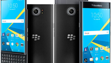 Photo of the New Blackberry Priv, an Android smartphone trying to save the company