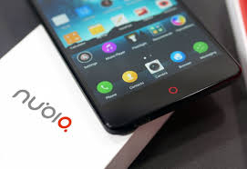 新型中興Nubia X8的照片即將推出市場上功能最強大的智能手機
