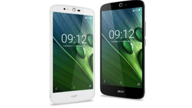Photo of Acer Liquid Zest Plus, a new smartphone with 5000 mAh battery