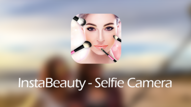 Photo of InstaBeauty Selfie Camera, an application dedicated to selfie lovers