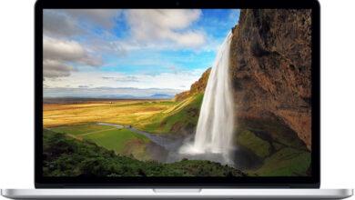 """Naujienų nuotrauka: """"Macbook"""" Pro galėtų būti patobulintas naudojant OLED ekraną"""
