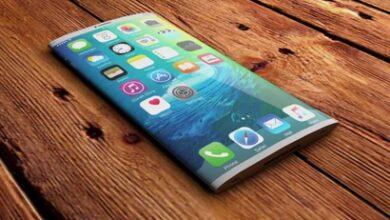 photo de Apple prépare un iPhone avec écran incurvé tout au long de l'affaire