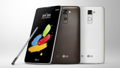 Foto do novo LG Stylus 2 Plus será entregue na Europa