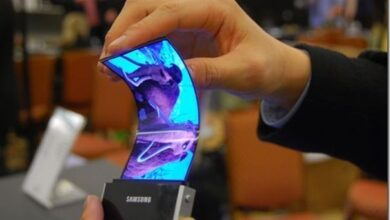 Photo of Two Samsung smartphones with flexible display will appear in 2017