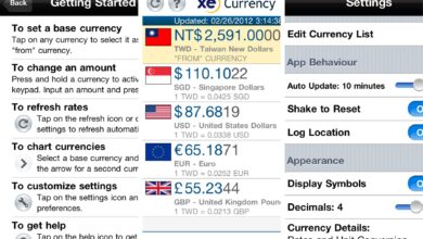 Photo of News: aplicatia gratuita XE Currency pentru conversia valutara