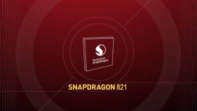 Foto av Snapdragon 821, en kraftfull chipset för årets 2016 smartphones