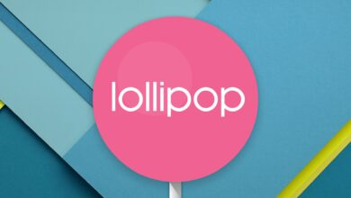 Photo of Android Lollipop, Google's most popular operating system