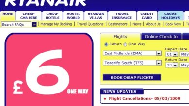 Photo of Ryanair-Cheapest Fares, aplicatia gratuita care ne ajuta sa cumparam bilete de avion
