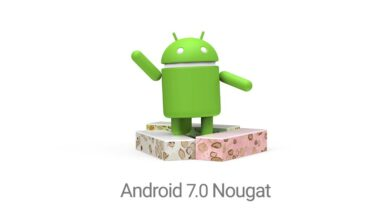 Photo of Soon, the Android Nougat version will be available