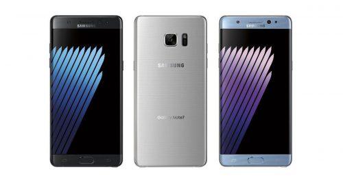 7 Galaxy Note