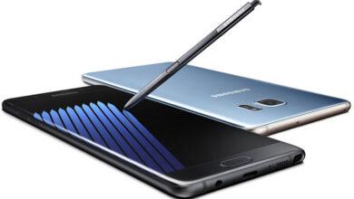 La foto de Samsung anuncia oficialmente el retiro de Galaxy NOTE 7 y ofrece intercambio con Galaxy S7 o S7 Edge
