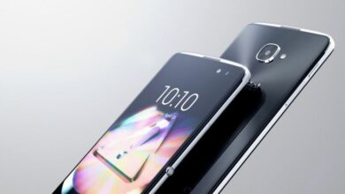 Foto di IDOL 4S, un nuovo smartphone Alcatel con sistema operativo Windows 10 Mobile