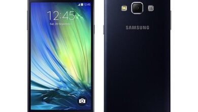 Photo of Samsung Galaxy A7, a mid-range device with top specifications