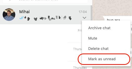 Mark Whatsapp Nachrichten Als Gelesen Oder Ungelesen Gelesen