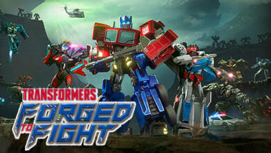 TRANSFORMERS的照片:Forged to Fight,本週最佳AppStore應用