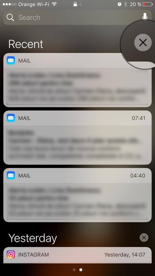How to delete all notifications from iOS Notification Center on
