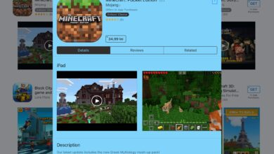Foto av Hur man laddar ner Minecraf Pocket Edition med grekisk mytologi på iPhone eller iPad