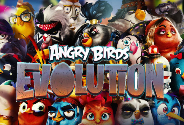 Изтегляне Angry Birds Evolution