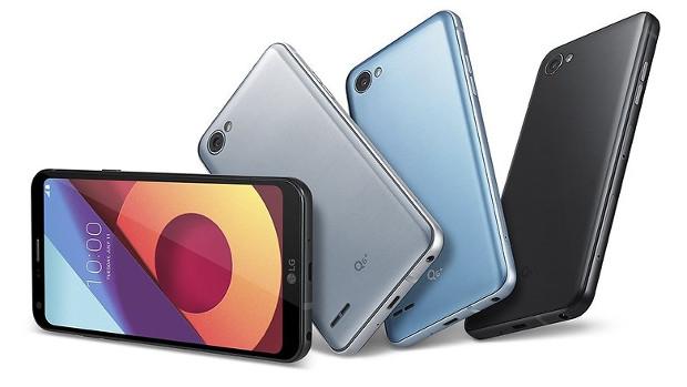 El lanzamiento de LG Q6