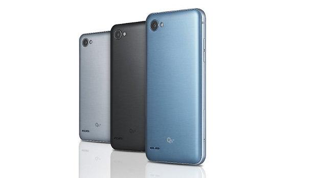 Den nye LG Q6